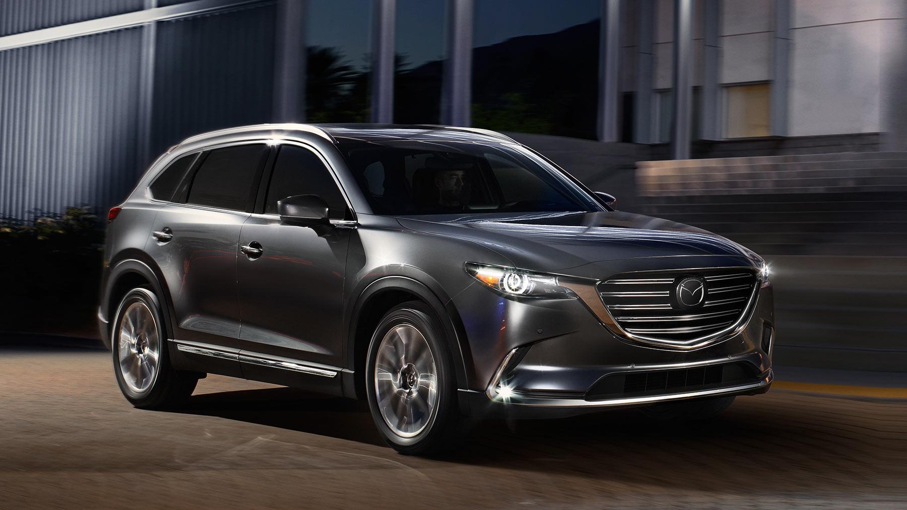 2018 Mazda CX-9 for Sale near Fairfield, CA - Mazda of Elk Grove