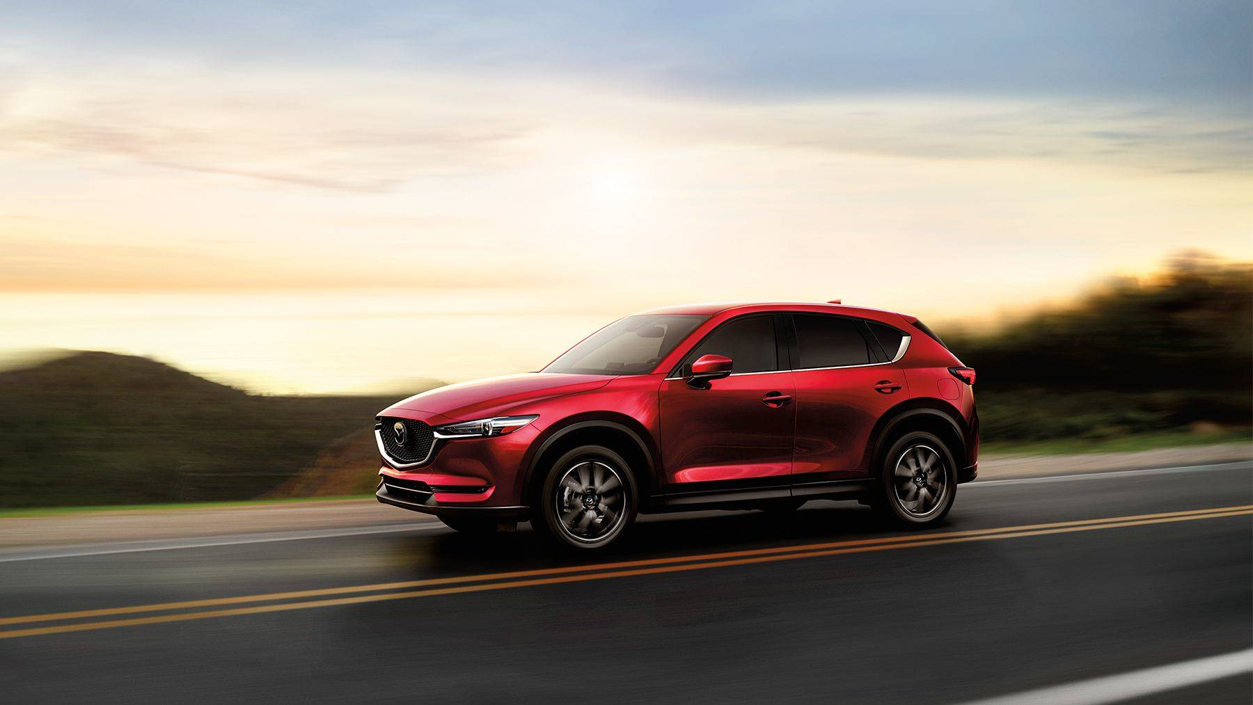 2018 Mazda CX-5 Financing near Frederick, MD