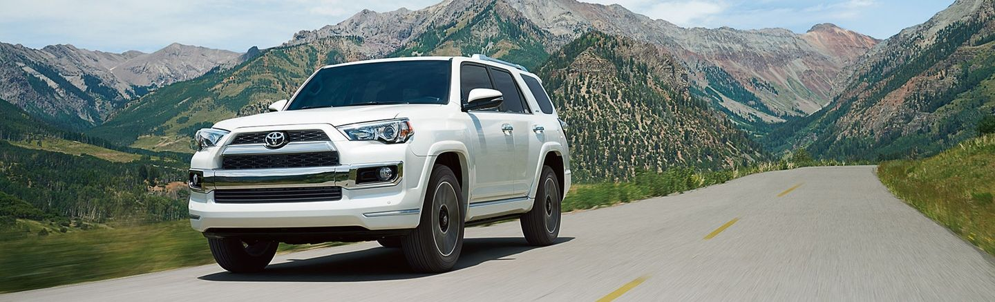 2018 Toyota 4Runner Leasing in Akron, OH - Summit Toyota