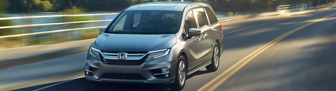 2018 Honda Odyssey for Sale near Roseville, CA