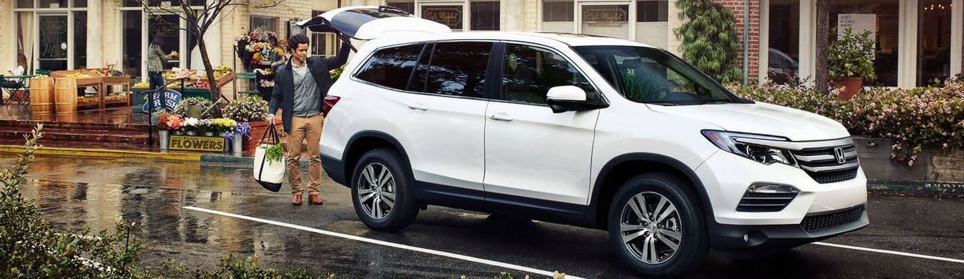 2018 Honda Pilot for Sale near Roseville, CA