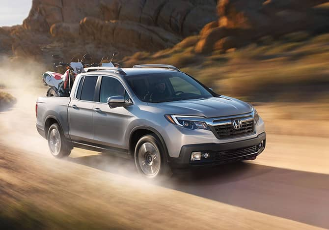 2018 Honda Ridgeline for Lease near Manassas, VA
