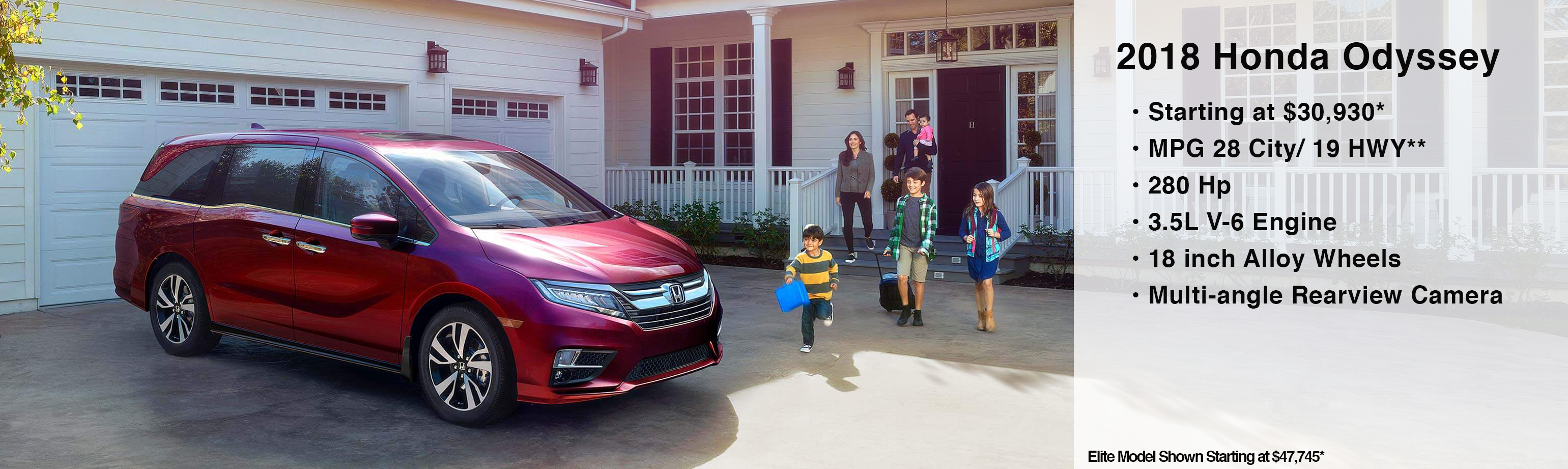 2018 Honda Odyssey Available Now At Ball Honda