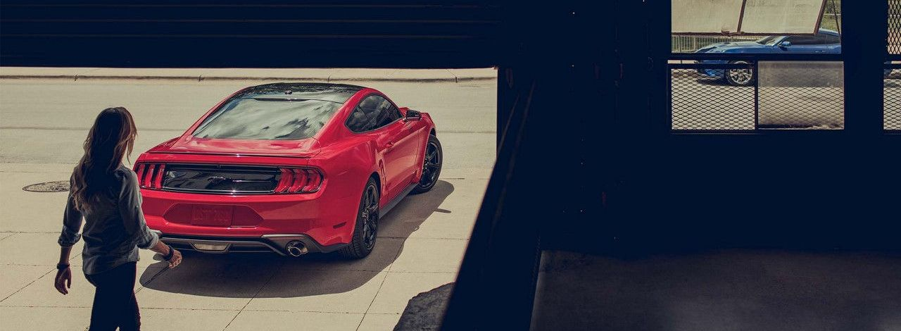 2018 Ford Mustang Leasing near Arlington, TX