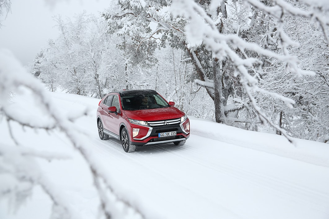 Mitsubishi Eclipse Cross Winter