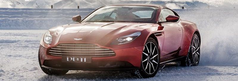 2018 Aston Martin Db11 Financing Near Dallas Tx Aston Martin Of