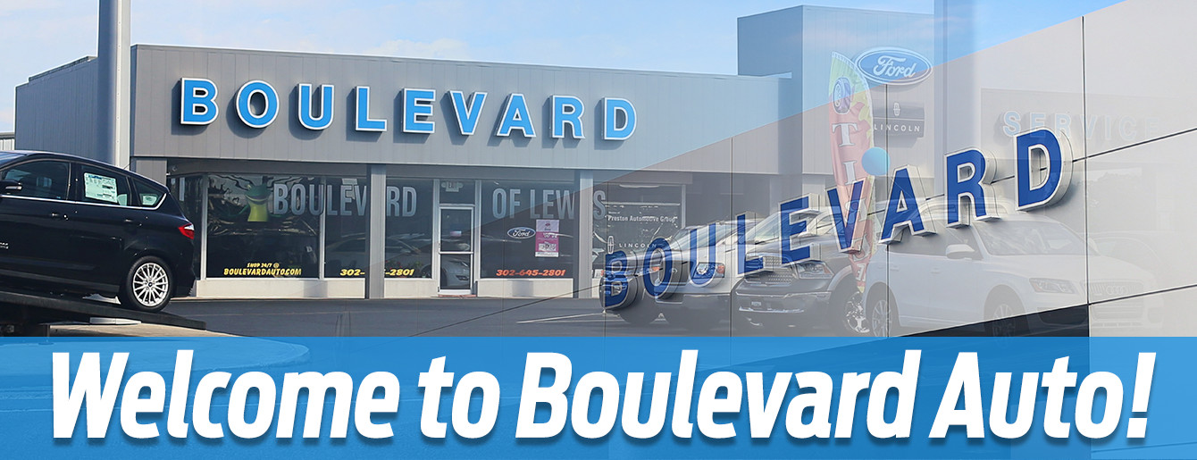 Welcome To Boulevard Auto Boulevard Ford Of Georgetown
