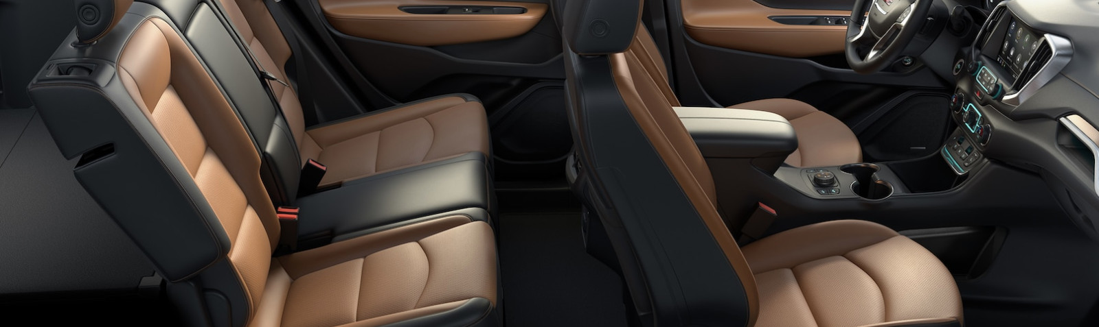 Spacious Cabin of the 2018 GMC Terrain