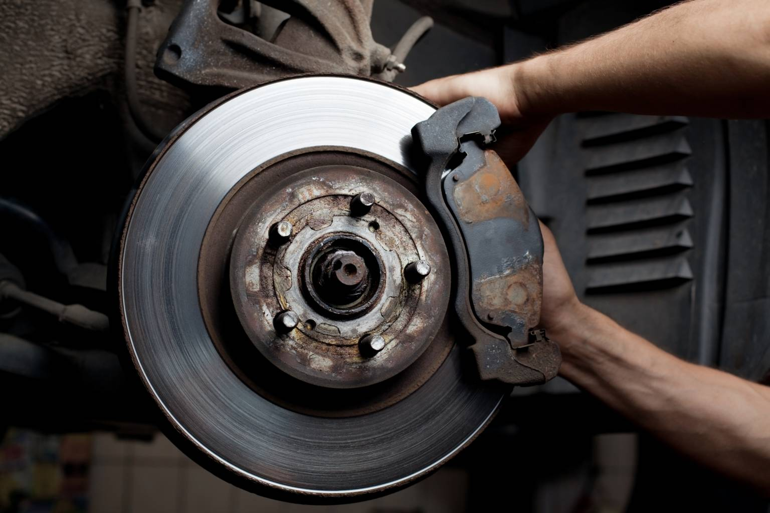 Brake Service in Clinton Township, MI