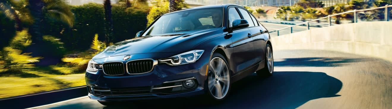 New 2018 BMW 3 Series