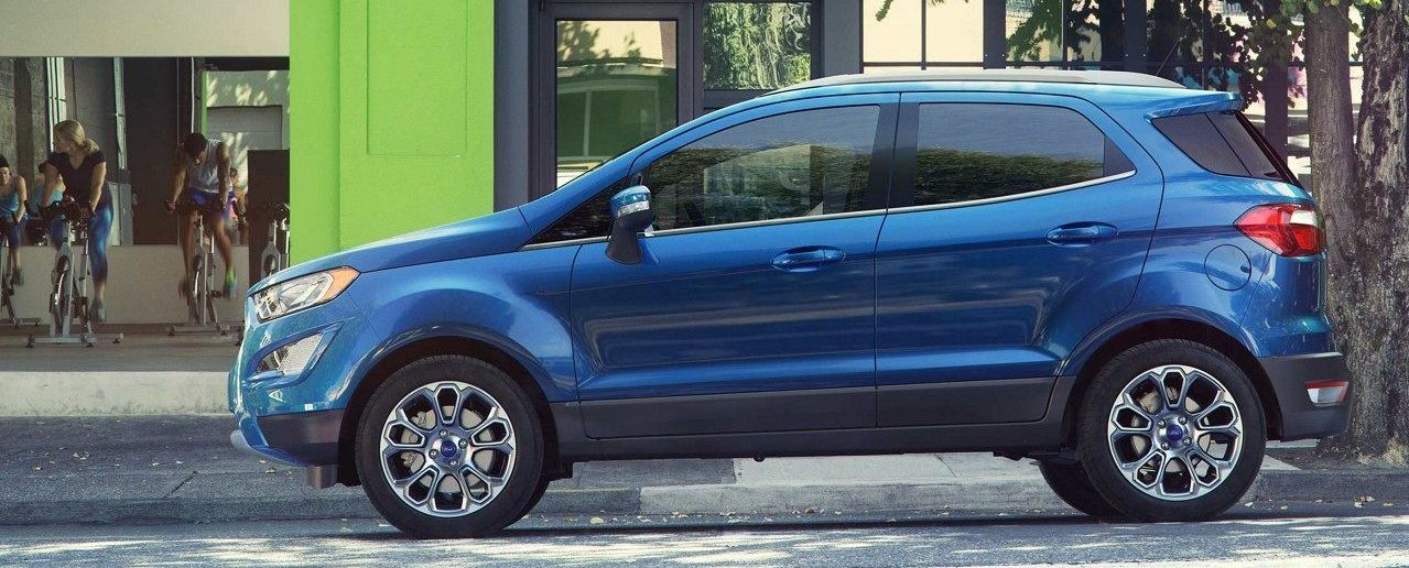 2018 Ford EcoSport Financing near Dallas, TX