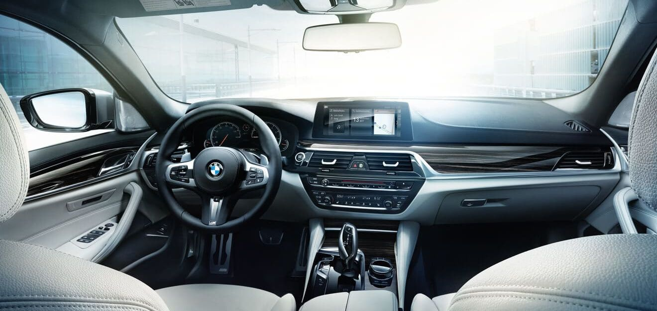 Accommodating Cabin of the 2018 BMW 5 Series
