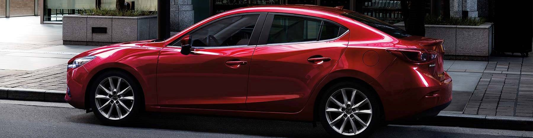 2018 Mazda3 Leasing Near Frederick, MD