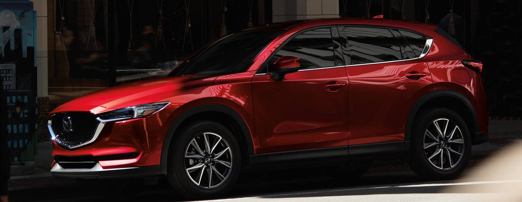 2018 Mazda CX-5 Leasing near Sacramento, CA