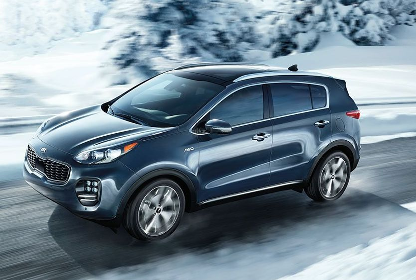 2018 Kia Sportage Financing near Cleveland, OH