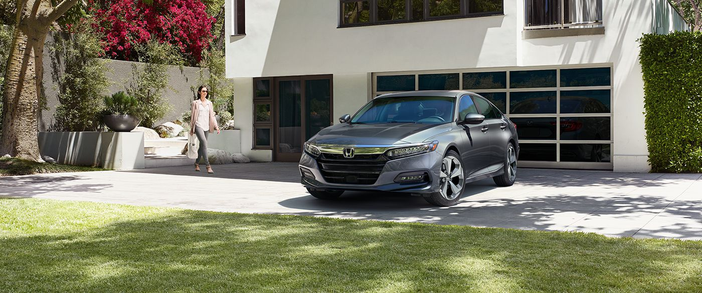 2018 Honda Accord Hybrid Leasing near Roseville, CA