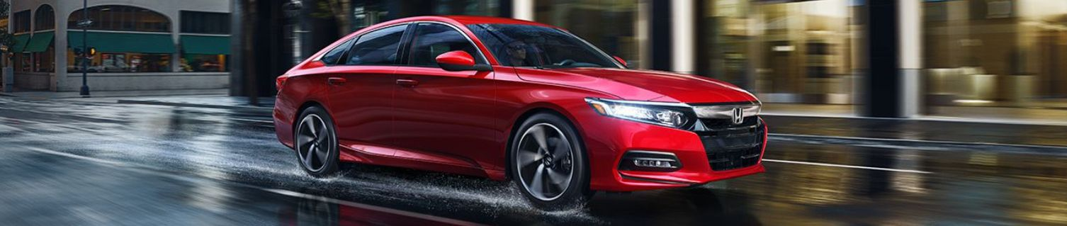 2018 Honda Accord Leasing near Roseville, CA
