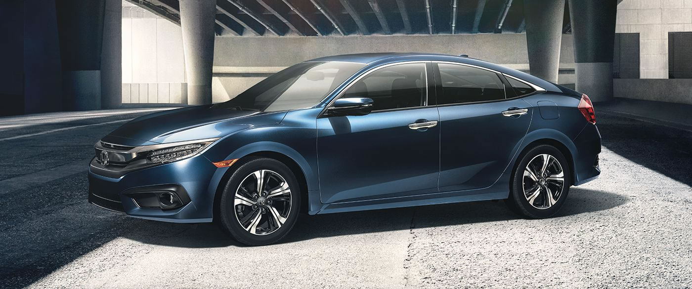2018 Honda Civic Leasing near Roseville, CA