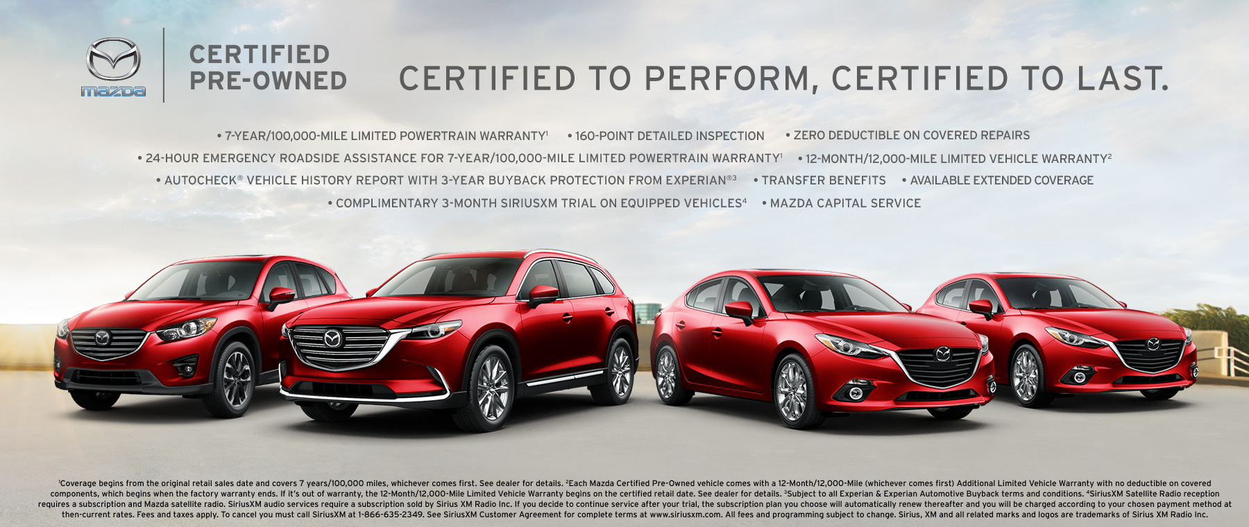 Certified Pre Owned Vehicles Lee Johnson Mazda