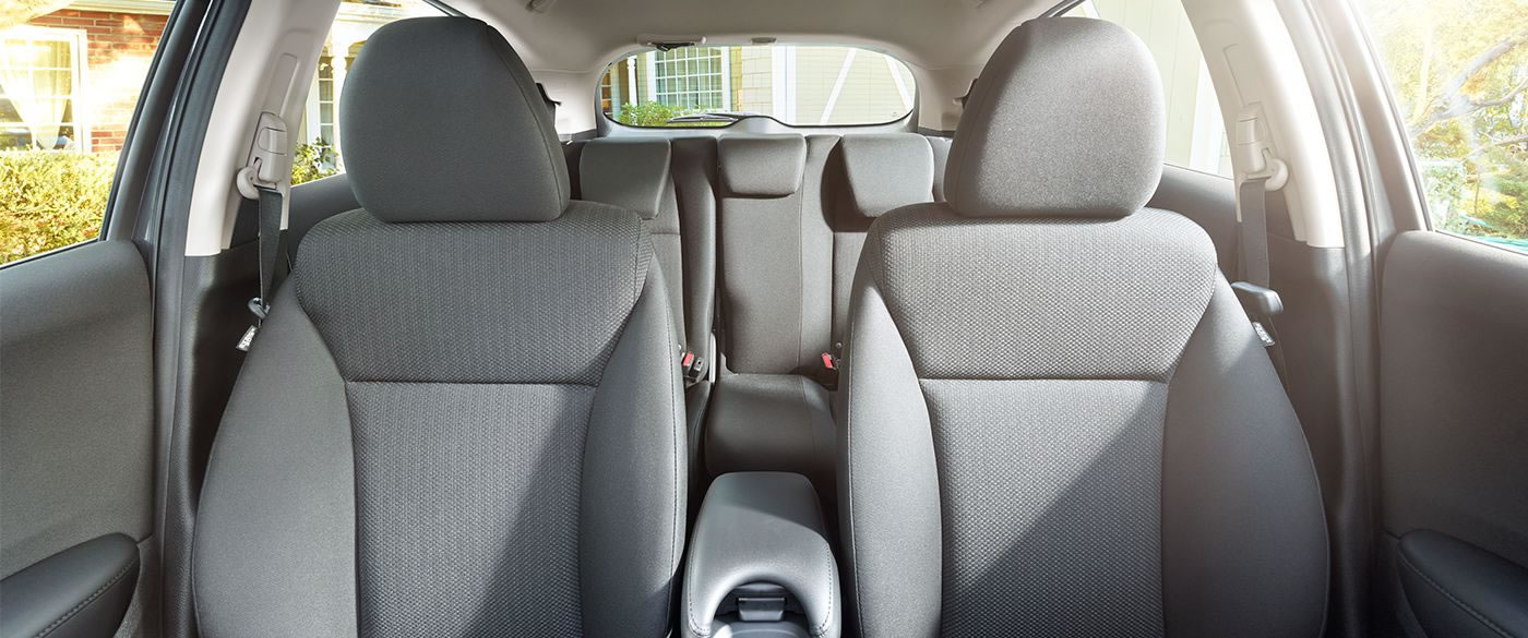 Spacious Interior of the 2018 Honda HR-V