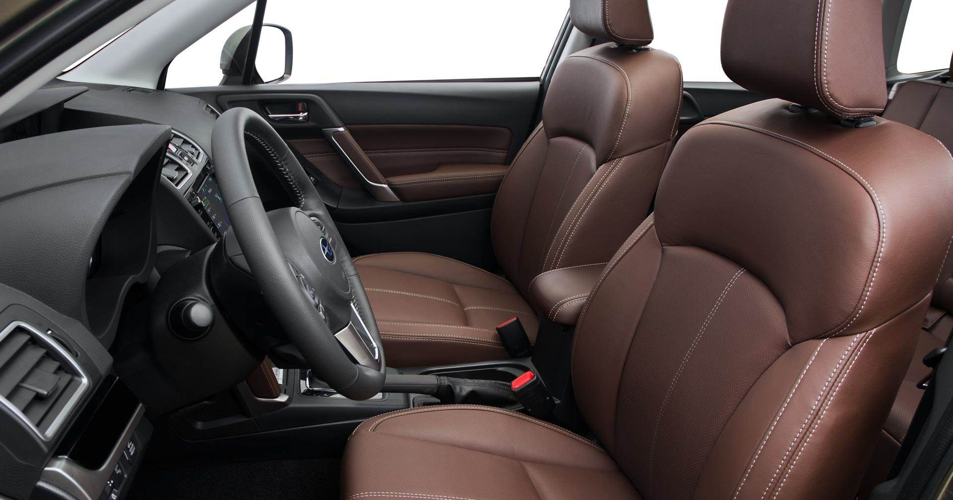 Forester Interior