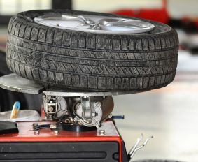 Tire Rotation Service in Houston, TX