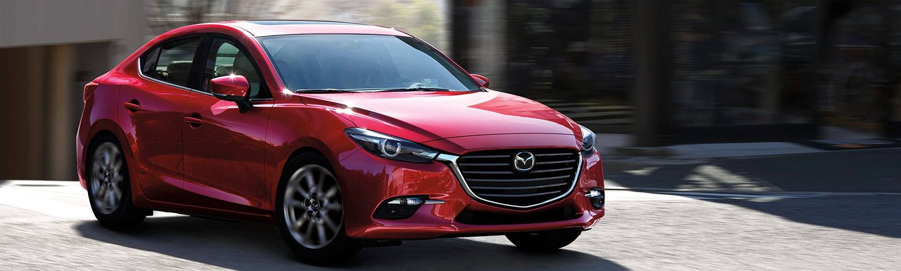 2018 Mazda3 Leasing in Sacramento, CA