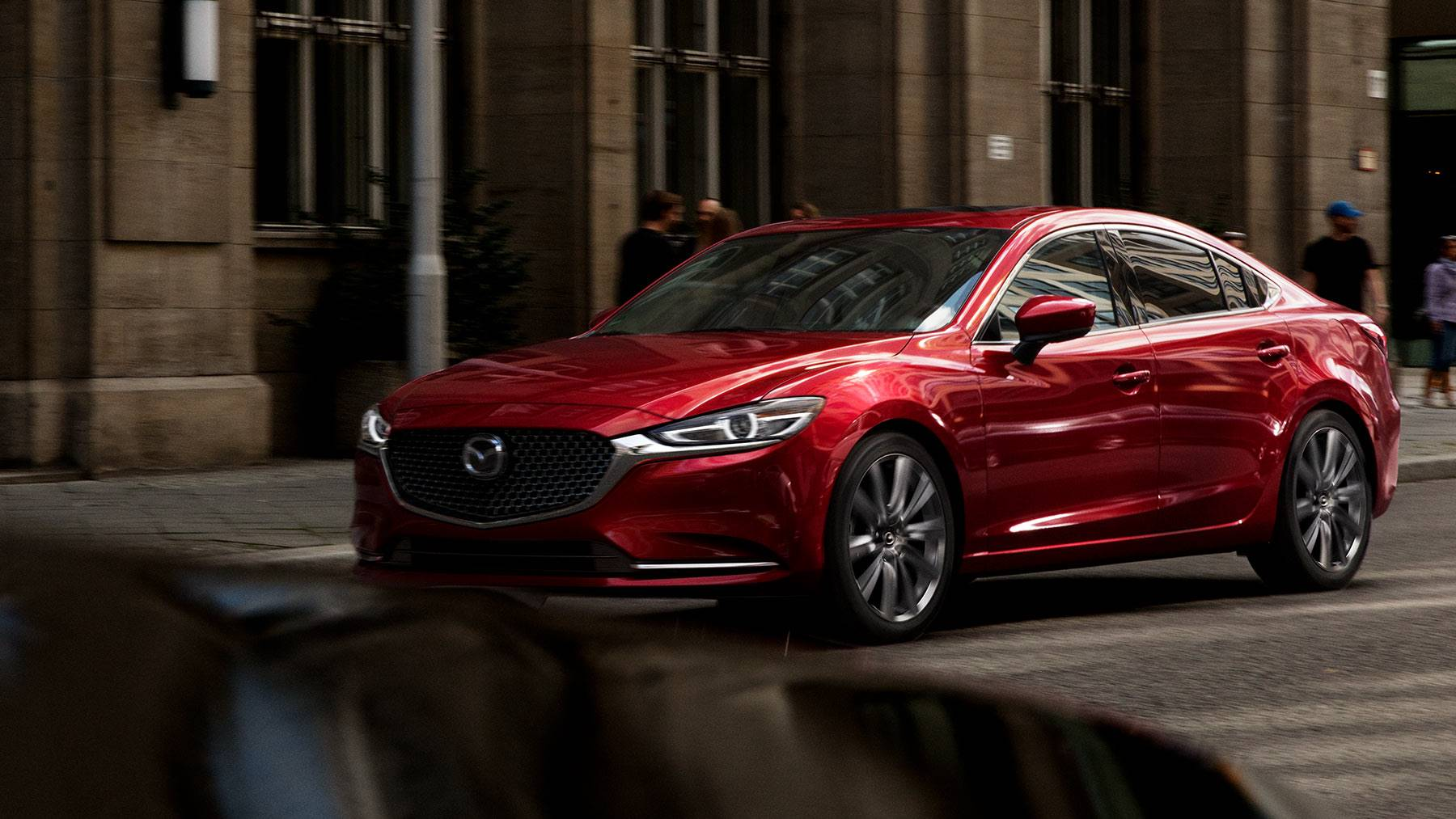 2018 Mazda6 Leasing in Sacramento, CA