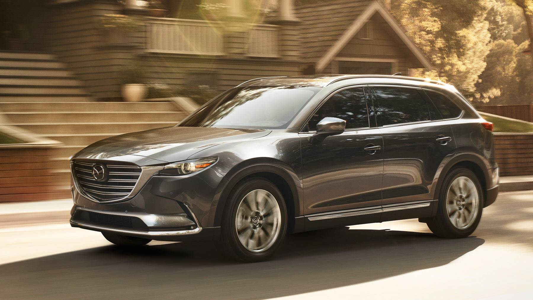 2018 Mazda CX-9 Leasing in Sacramento, CA