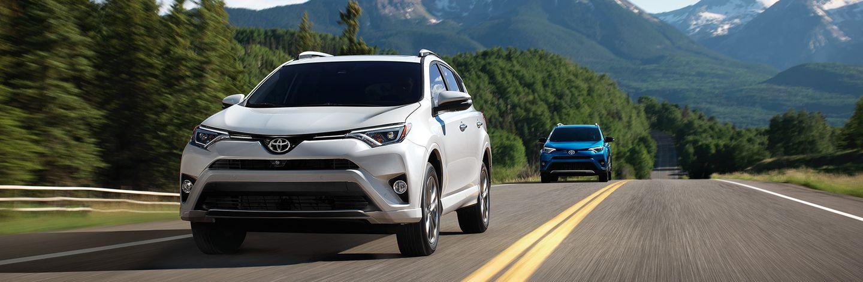 2018 Toyota RAV4 Financing Near Milpitas, CA