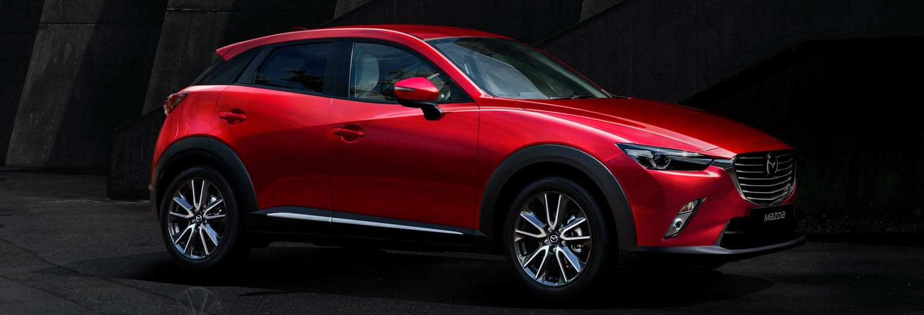 2018 Mazda CX-3 Leasing near Folsom, CA