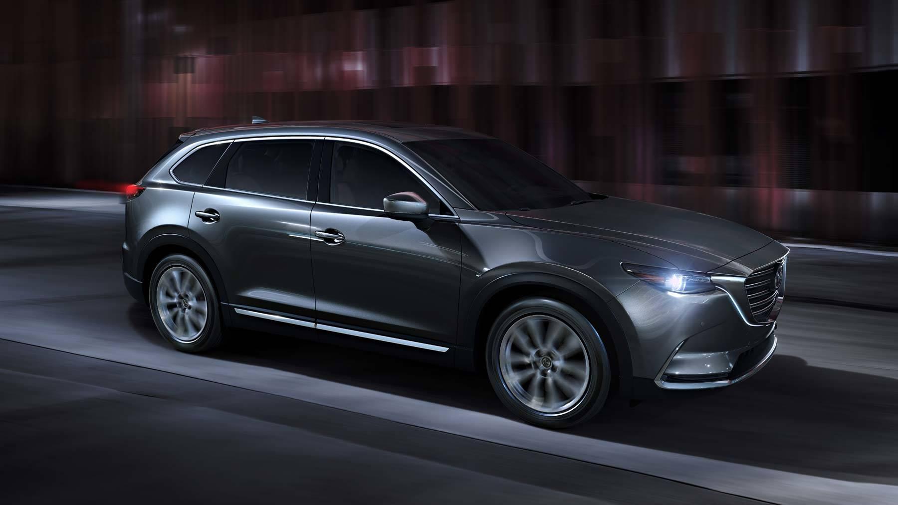 Mazda cx 9 lease