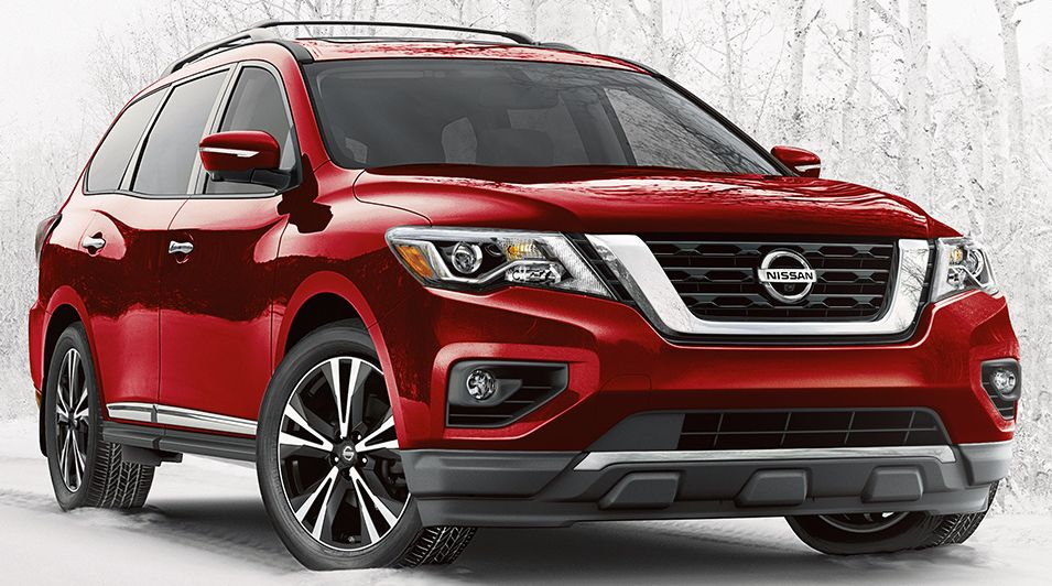 Perfect 2018 Nissan Pathfinder Financing Near St. Charles, IL