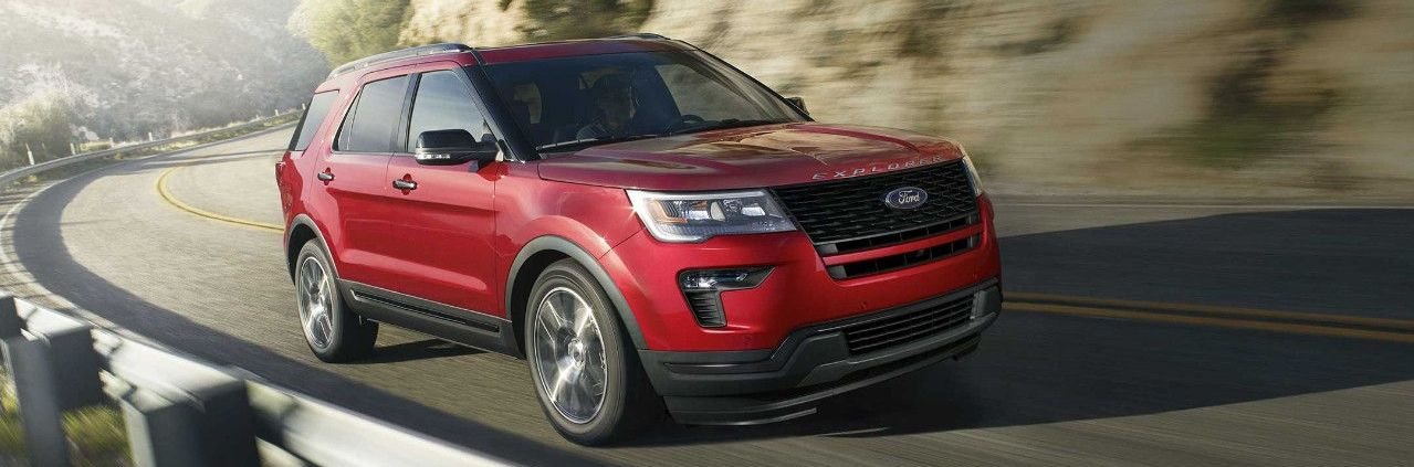 2018 Ford Explorer for Sale near Plano, TX