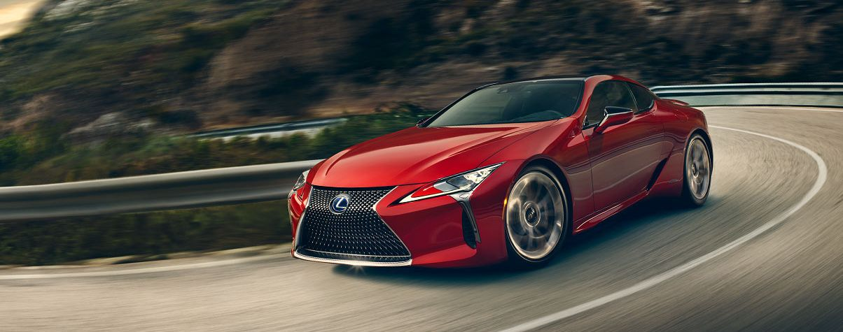 Lexus L-Certified Pre-Owned Vehicles for Sale near Washington, DC