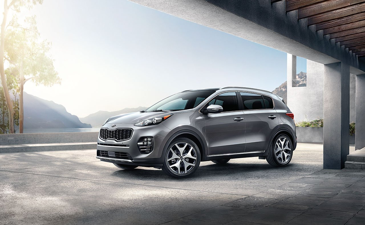 2018 Kia Sportage Leasing in Oklahoma City, OK