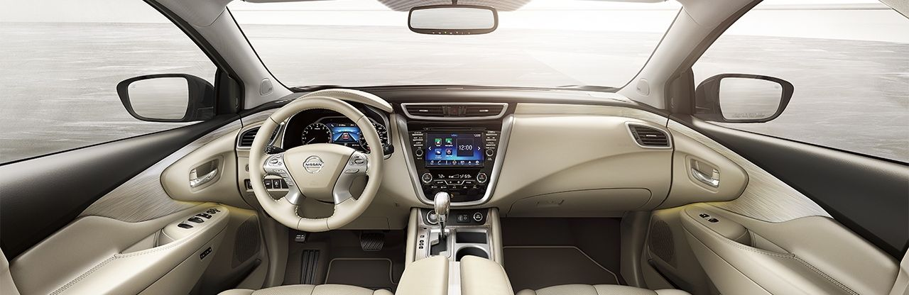 Great Features Behind the Wheel of the 2018 Nissan Murano