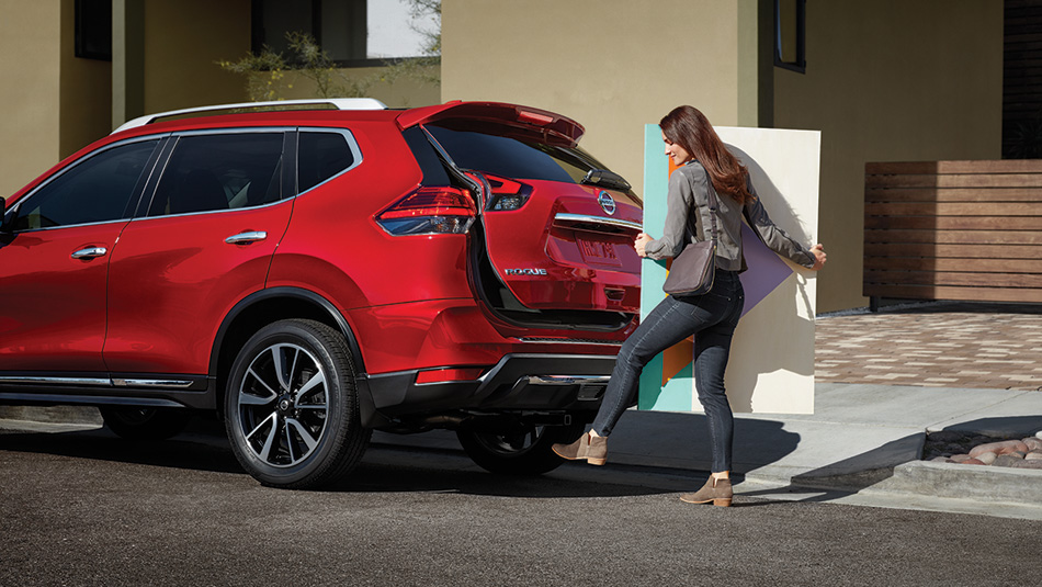 2018 Nissan Rogue Safety Features In Edmonton Ab Northside Nissan