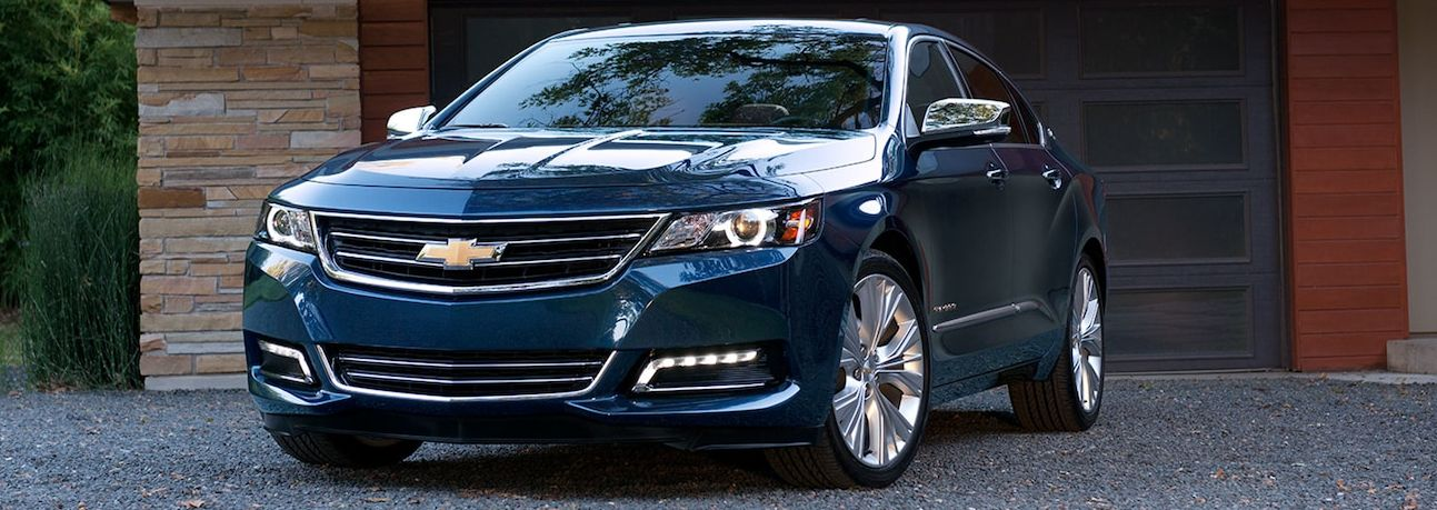 2018 Chevrolet Impala Leasing in Elk Grove, CA