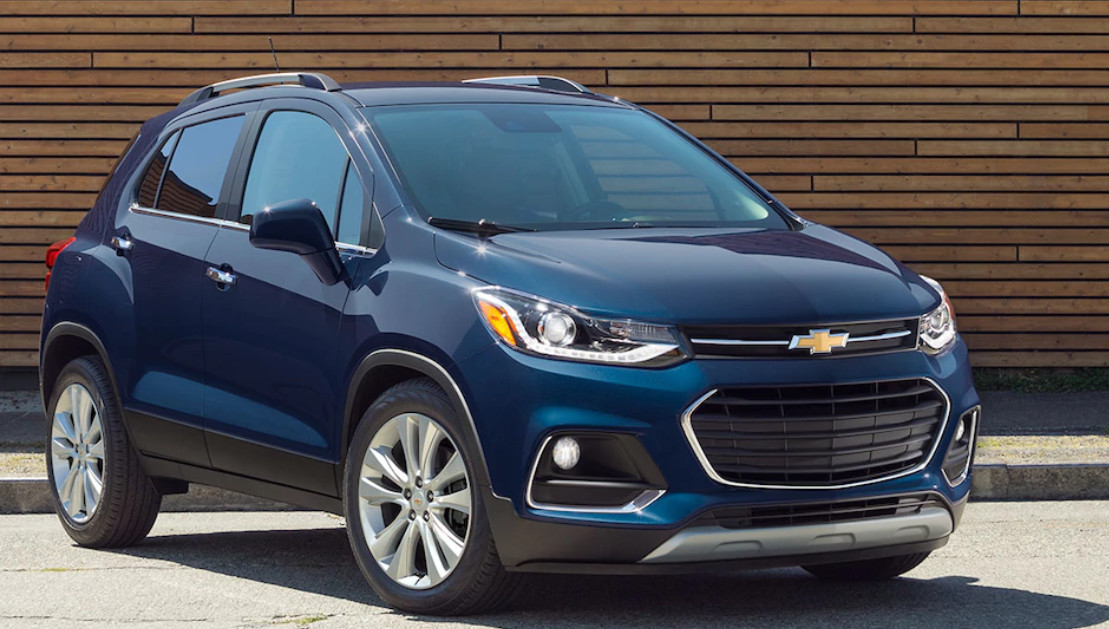 2018 Chevrolet Trax Leasing in Elk Grove, CA