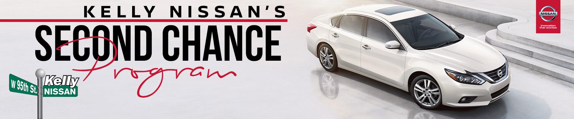 Kelly Nissanu0027s New Second Chance Auto Loan Program!