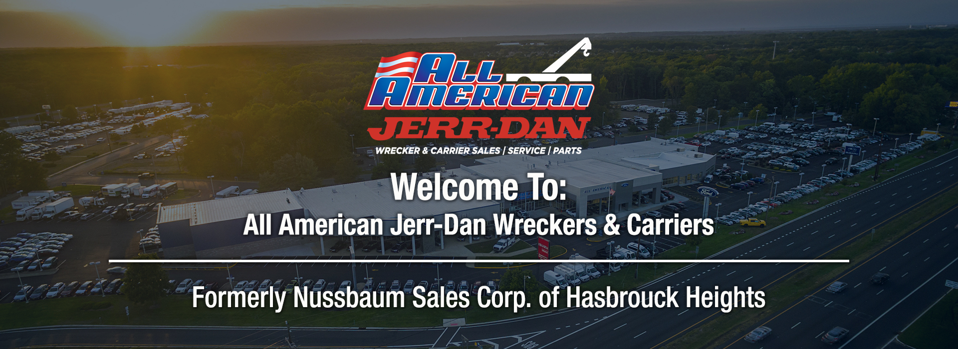 Jerr-Dan - All American Commercial Trucks