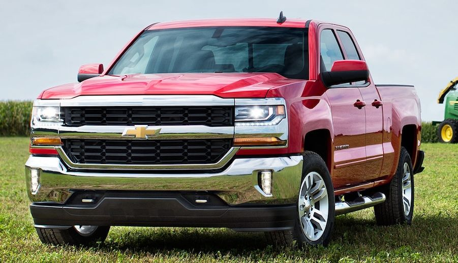 2018 Chevrolet Silverado 1500 Leasing in Highland, IN