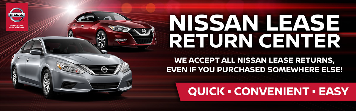 Nissan Lease Return in Rockford