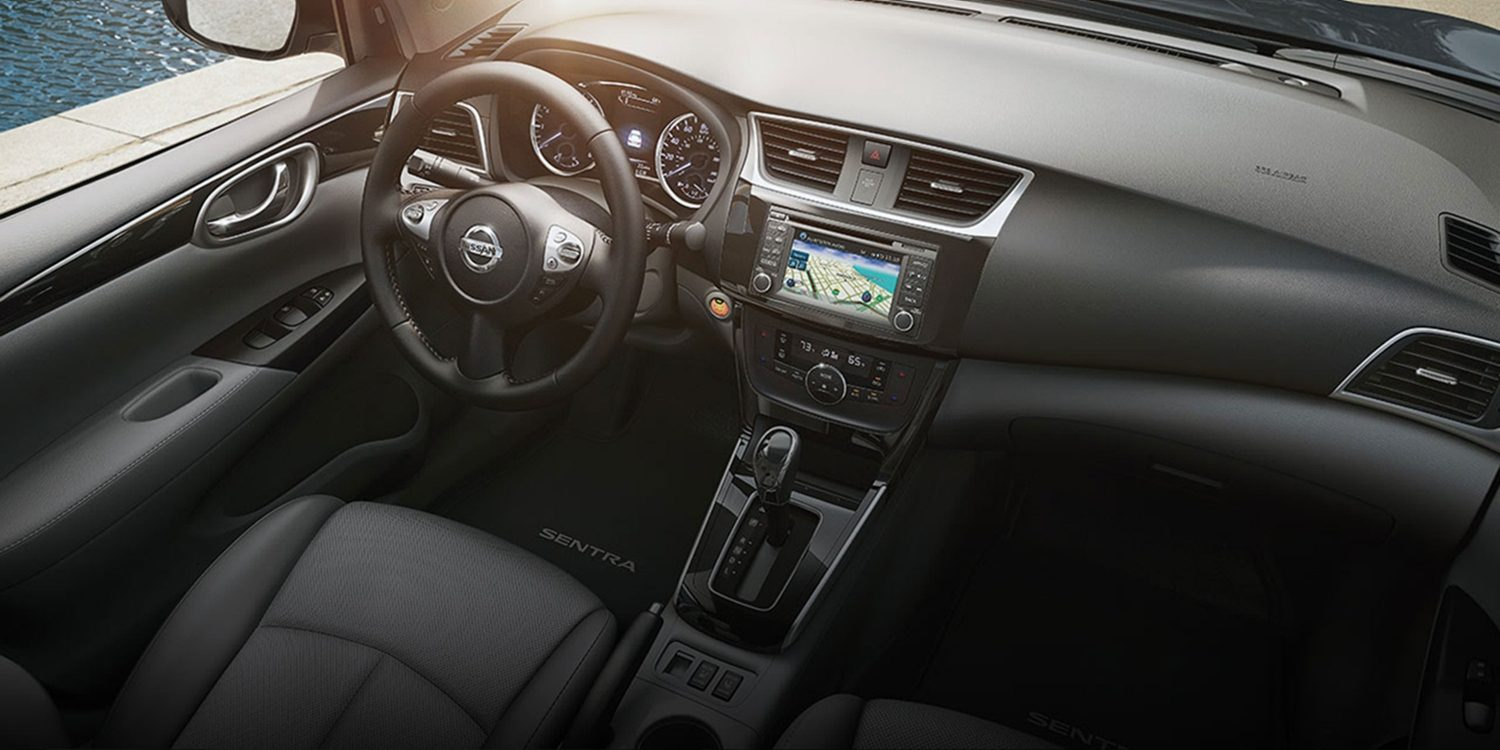 The Elegant Interior of the 2018 Nissan Sentra