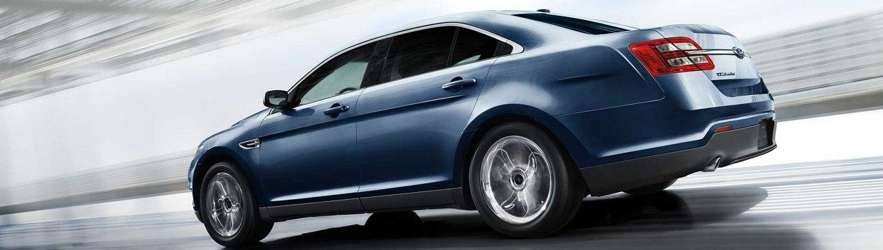 2018 Ford Taurus Leasing near Allen, TX