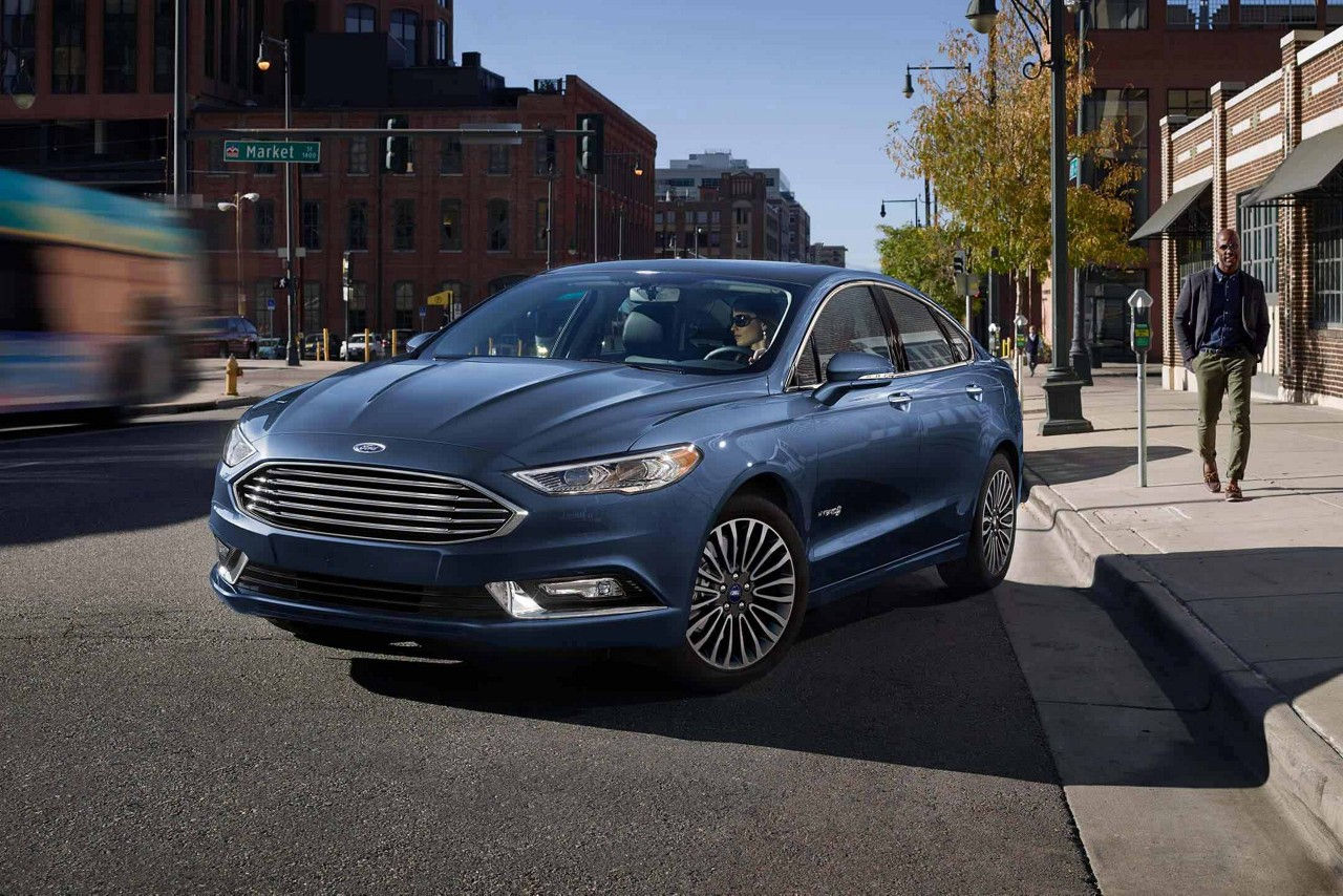 2018 Ford Fusion Leasing near Allen, TX