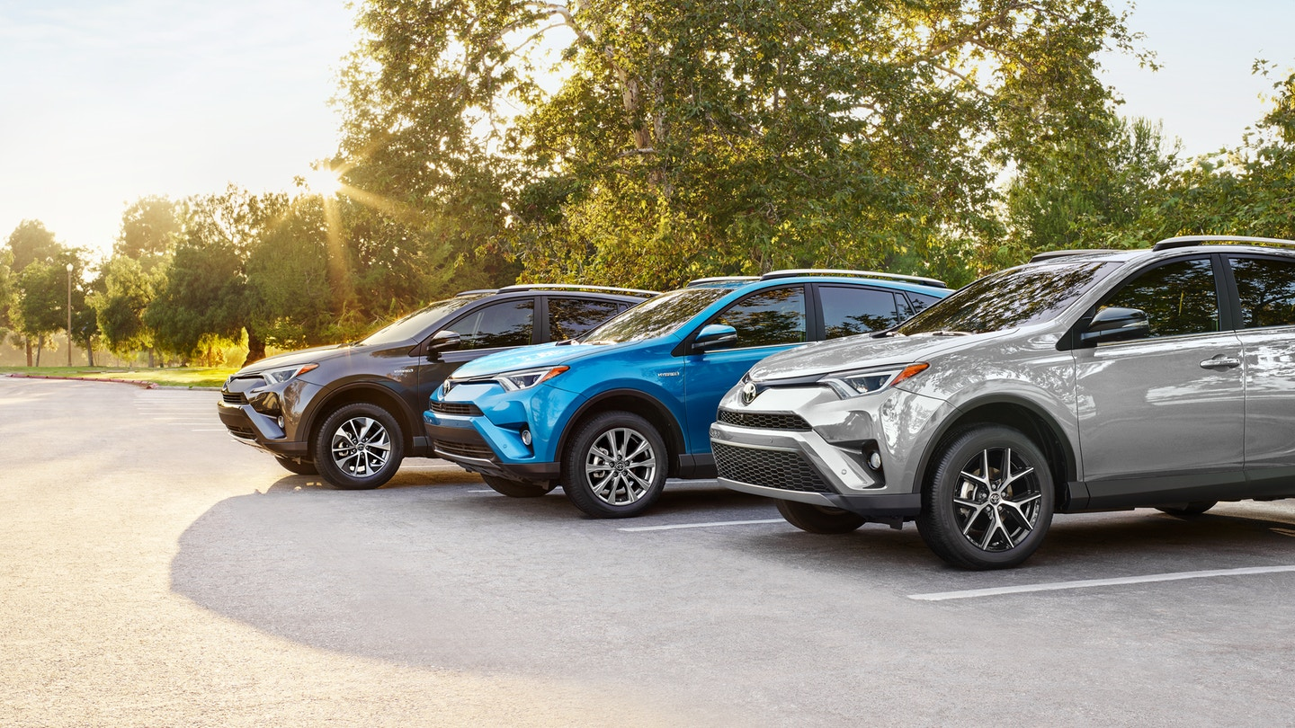 Toyota RAV4 Owners Manual: Air outlets and air flow