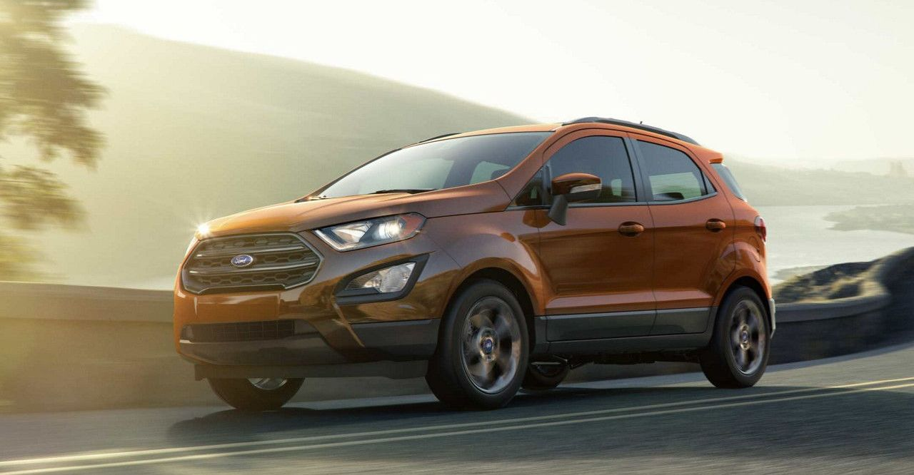 2018 Ford EcoSport Leasing in Garland, TX