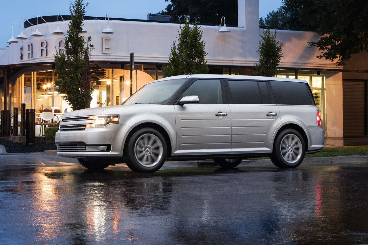 2018 Ford Flex Financing near Fort Worth, TX